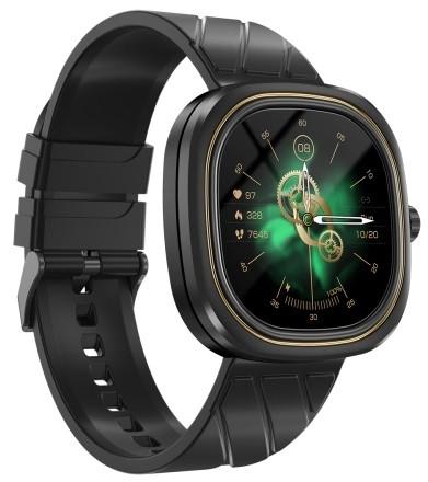 DOOGEE DG Ares 1.32 inch Smart Watch Black