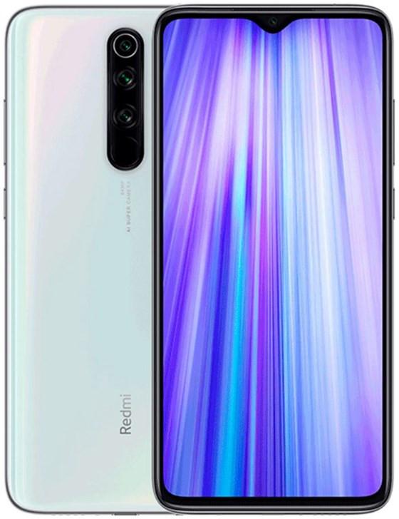 Xiaomi Redmi Note 8 Pro Dual Sim 128GB White (6GB RAM) - Global