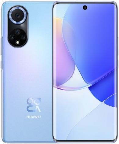 Huawei Nova 9 Dual Sim NAM-AL00 256GB Blue (8GB RAM) - China Version