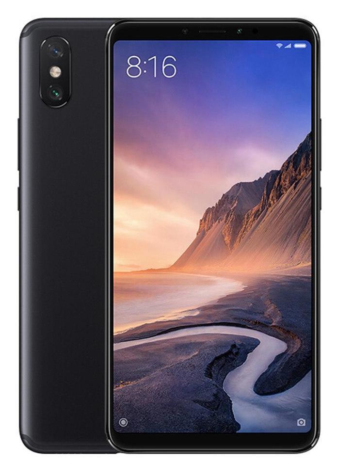 Xiaomi Mi Max 3 Dual Sim 64GB Black (4GB RAM) - CN version