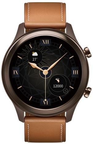 Vivo Watch 42mm Fitness Tracker Smart Watch Brown