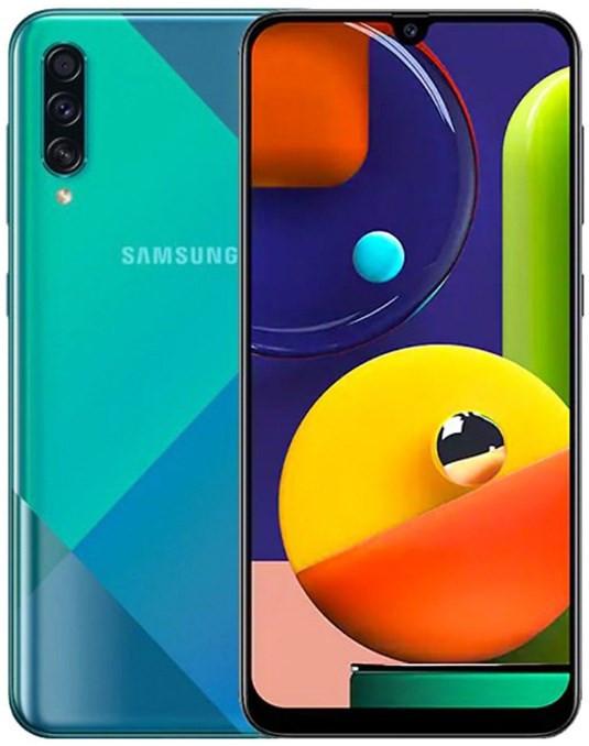 Samsung Galaxy A50s Dual A507F 128GB Green (6GB RAM)