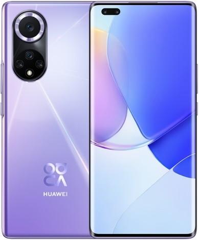 Huawei Nova 9 Pro Dual Sim RTE-AL00 128GB Purple (8GB RAM) - China Version