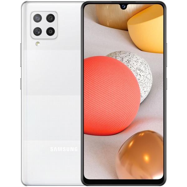 Samsung Galaxy A42 5G A426B Dual Sim 128GB White (6GB RAM)