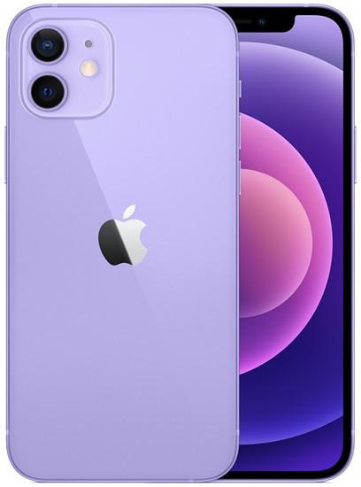 Apple iPhone 12 5G A2404 Dual Sim 64GB Purple