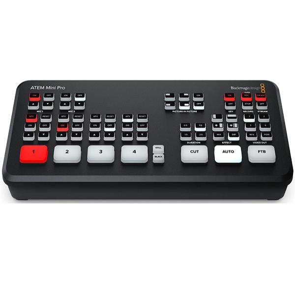 Blackmagic Design ATEM Mini Pro Switcher